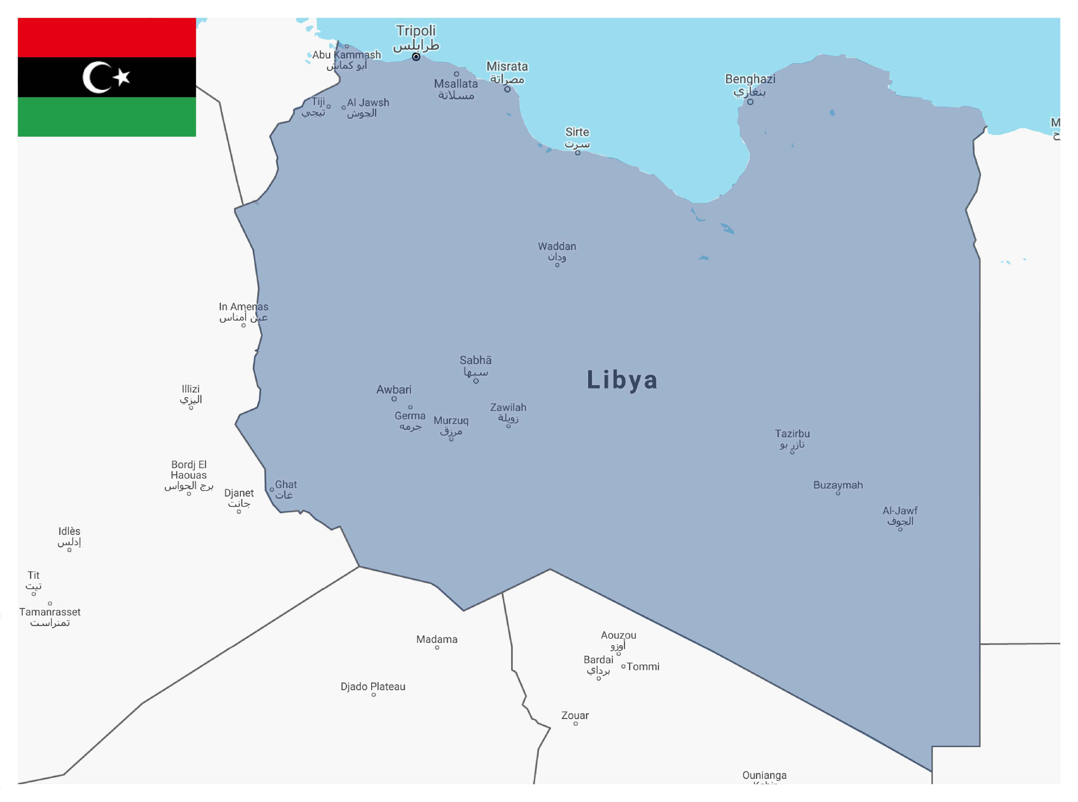 Libya USIP